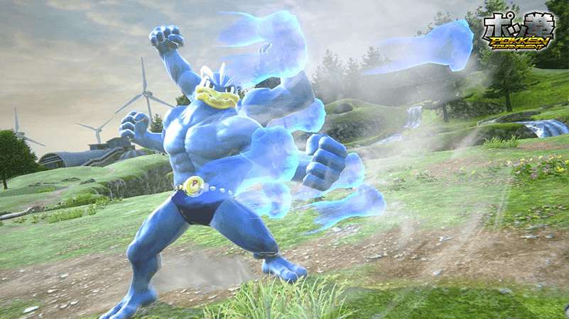 Video per Pokken Tournament