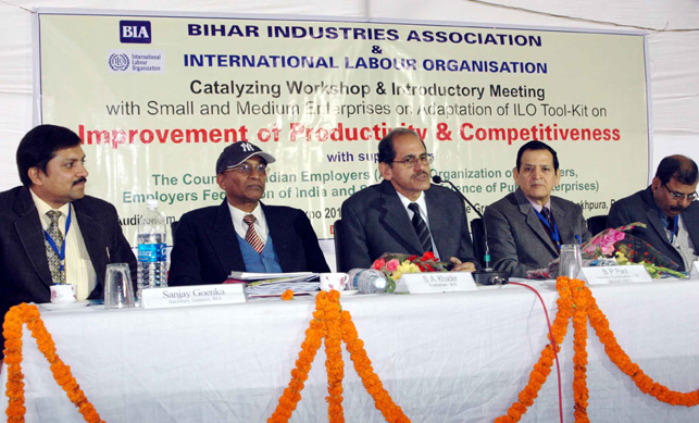 View patna bia and ilo jointly hold catalyzing workshop - Ka international outlet ...
