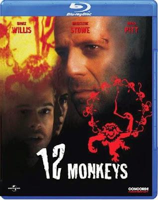 Twelve Monkeys 1995 BluRay 480p 300mb