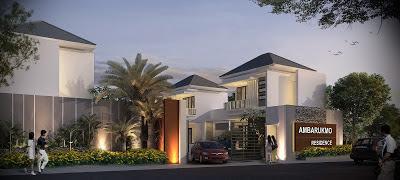 Ambarukmo Jaya Residence 1
