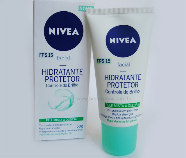 Hidratante Facial Controle de Brilho da Nivea