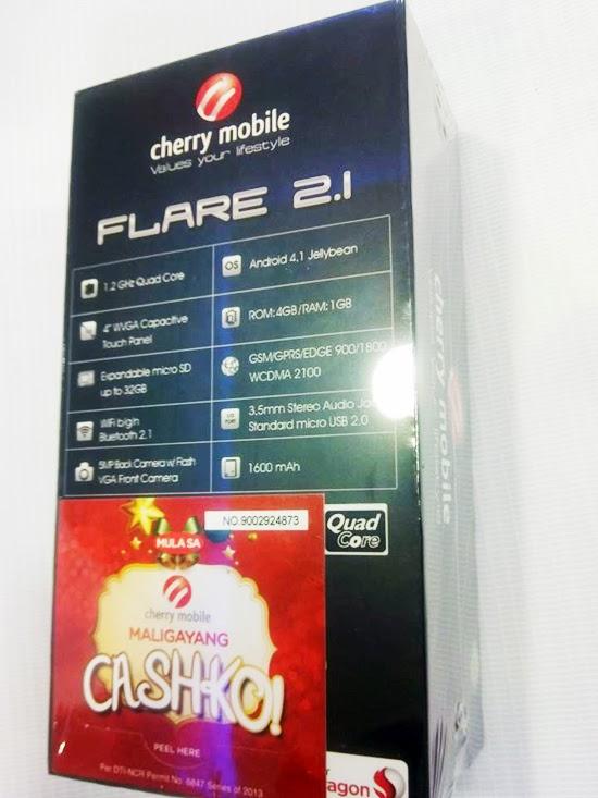 Flare 2.1