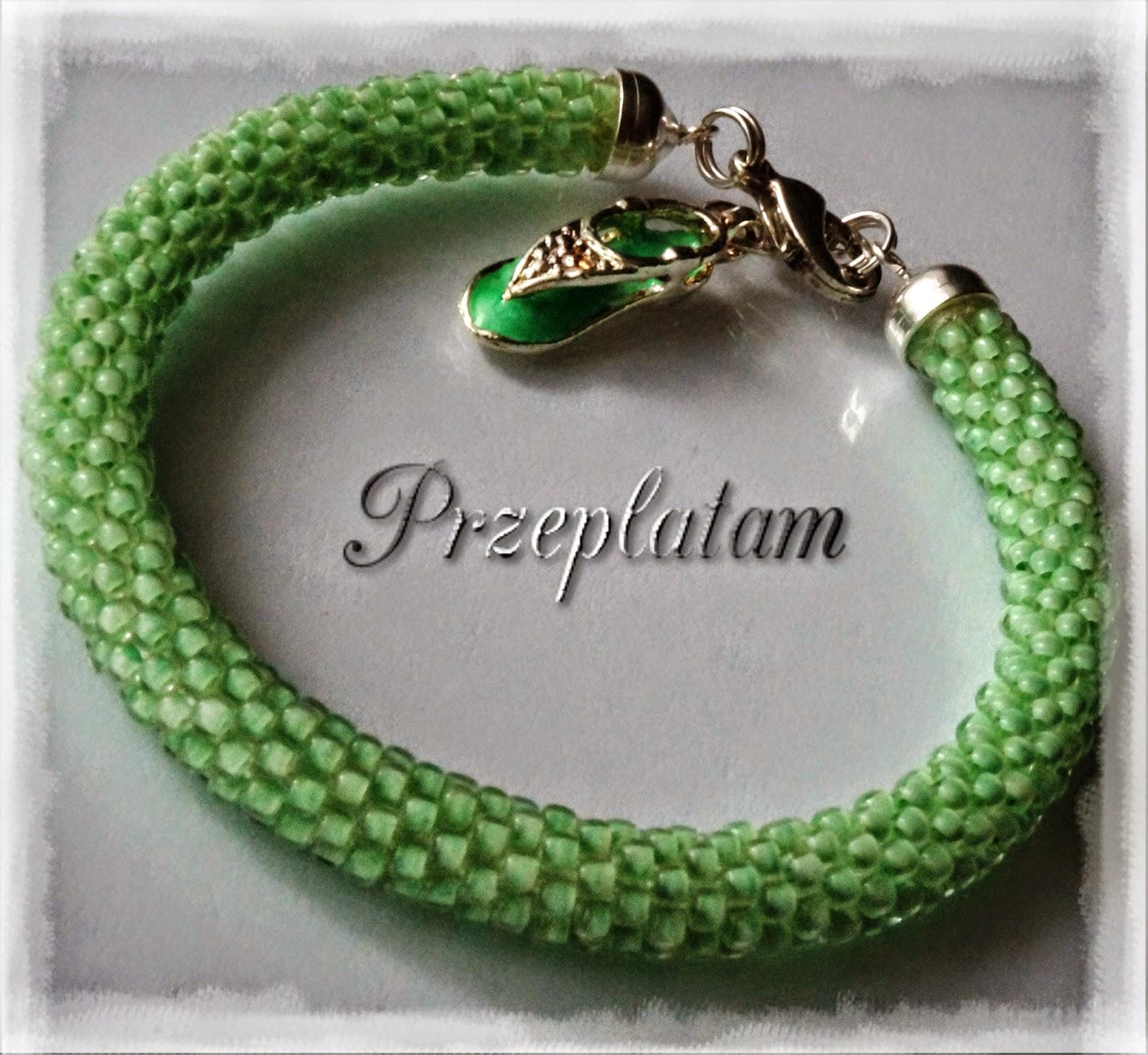 Zielony klapek