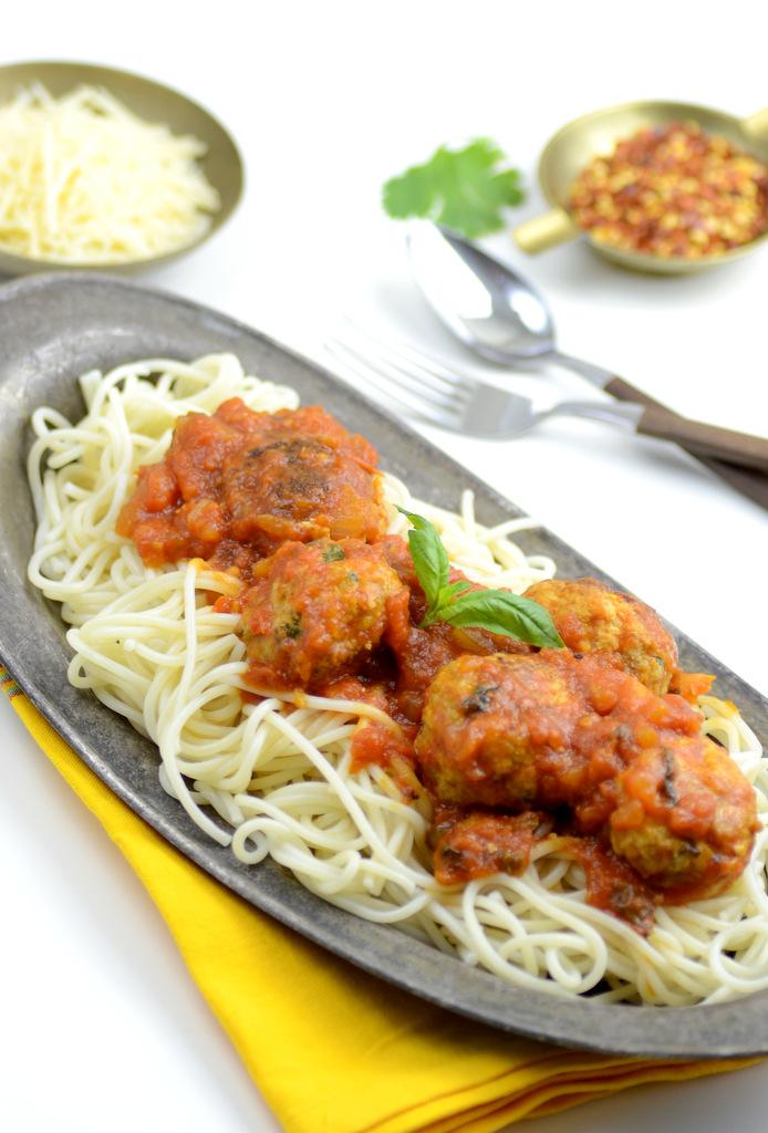 Spaghetti and T...