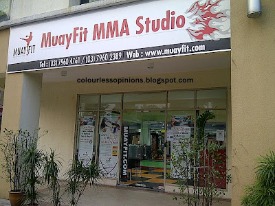 Muay Fit Malaysia Martial Arts 3 Two Square PJ