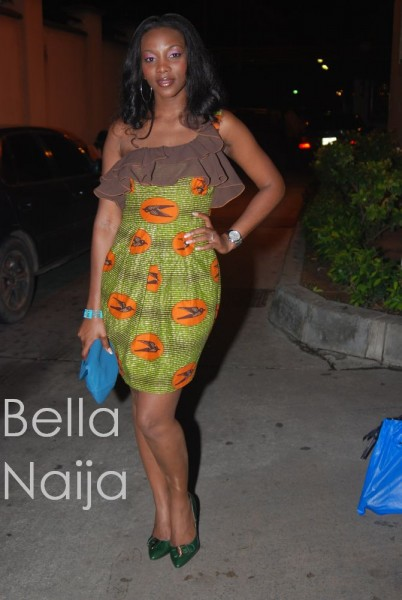 Glam Eye Watch: Style Star Of The Week - Genevieve Nnaji