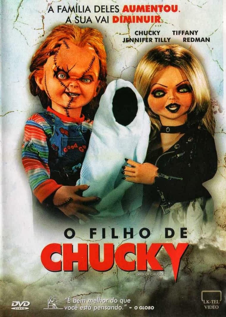 O Filho de Chucky – Dublado (2004)