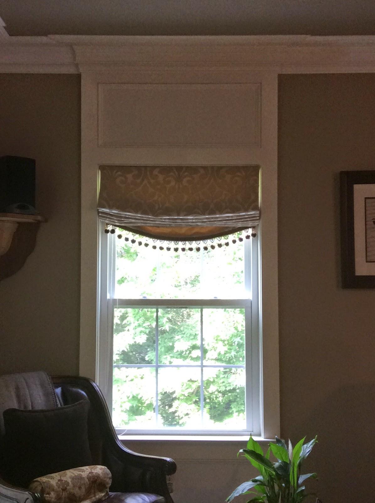 Custom Window Treatments Custom Fabric Shades