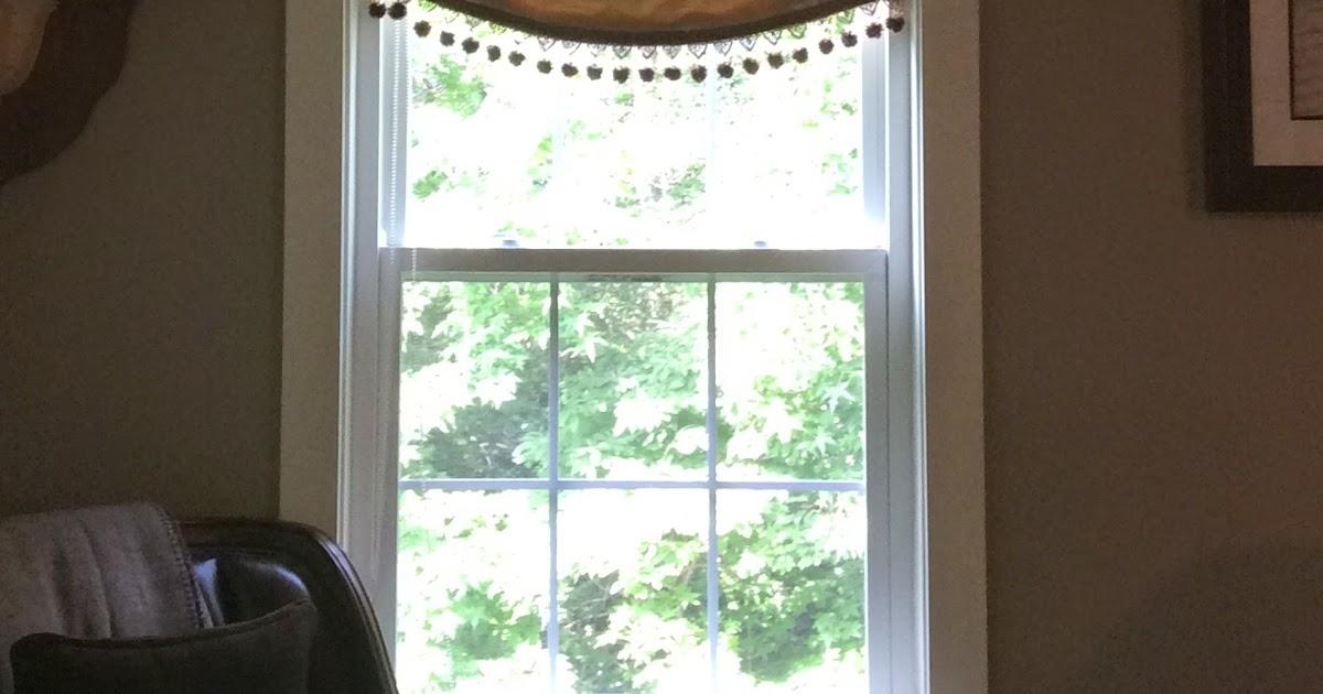 Custom window treatments custom fabric shades for Fabric window blinds designs