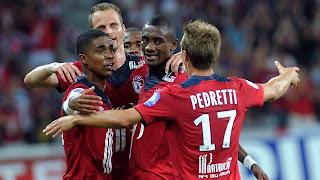 Lille OSC vs Valencia
