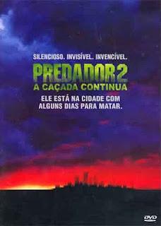 Predador 2 - A Caçada Continua - Dual