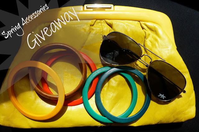 spring accessories giveaway