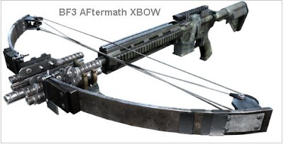 BF3 Crossbow Unlock