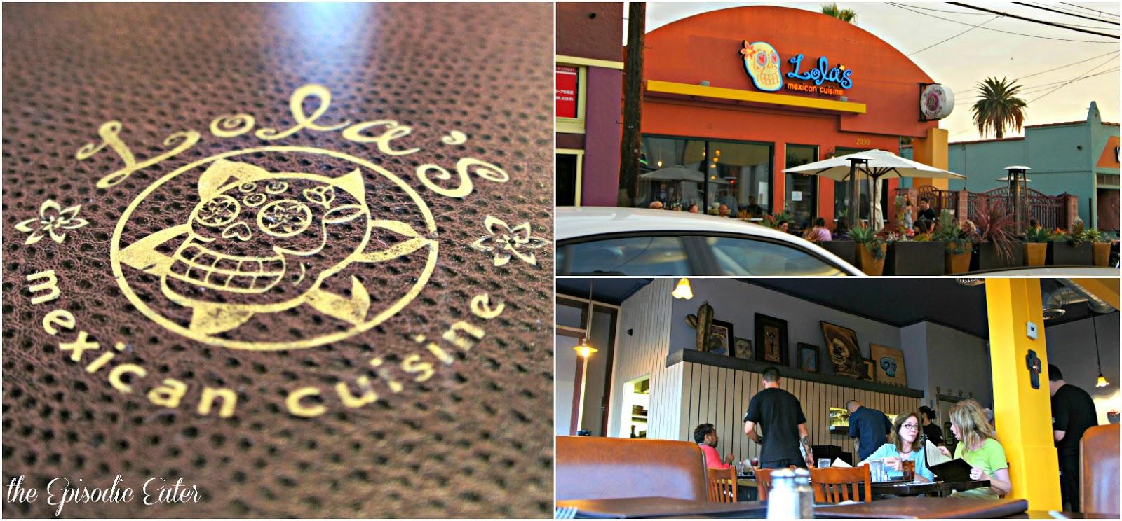 Lola's (Long Beach, CA) on The Episodic Eater