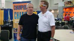 Greg Lemond and Bill @ 2009 El Tour