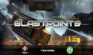 Screenshots of the Blast Points for Android tablet, phone.