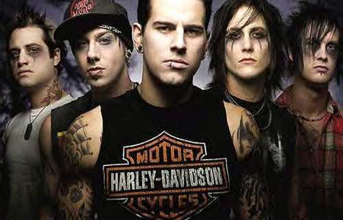 Avenged Sevenfold Harley Davidson
