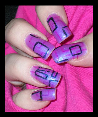 simple nail designs 2012  latest nail art designs