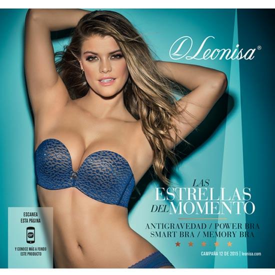 LEONISA 2015 C-12 / Catálogo Agosto ♥   LO VI Y LO QUIERO