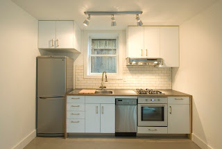 Cozinhas planejadas modernas e pequenas