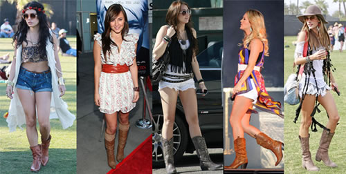 Looks country para mulheres