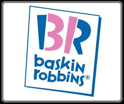 Makna Tersembunyi dari 40 Logo Terkenal di Dunia: Logo Baskin Robins