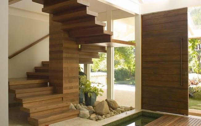 escadas externas jardim : escadas externas jardim:Decora Interi : Iluminação natural: Parte II: 9 maneiras de deixar a