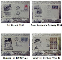 USPS First Day Of Issue Covers