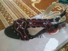 Baloch Culture Day 2014 Stylish Balochi Shoes ...