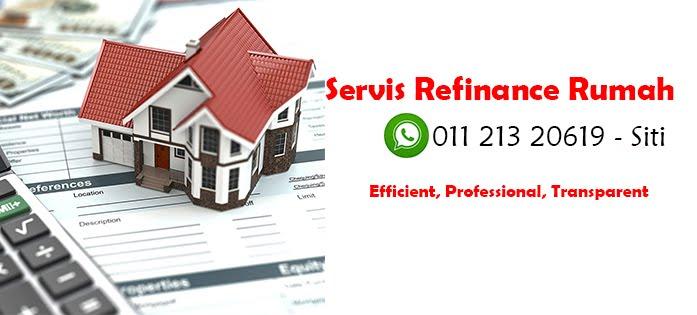 Nasihat Refinance Rumah