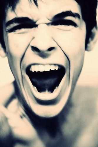 Yelling Man
