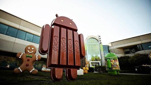 logo android kit kat