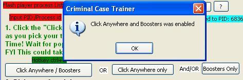 Criminal Case Trainer v1.1.2 | Hack & Cheats Criminal Case. Imagem+3