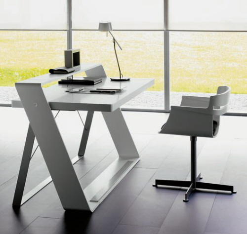 Desk For Office Design table for contemporary office design daily furniture magazine. ceo