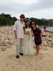 Wedding on Lamma