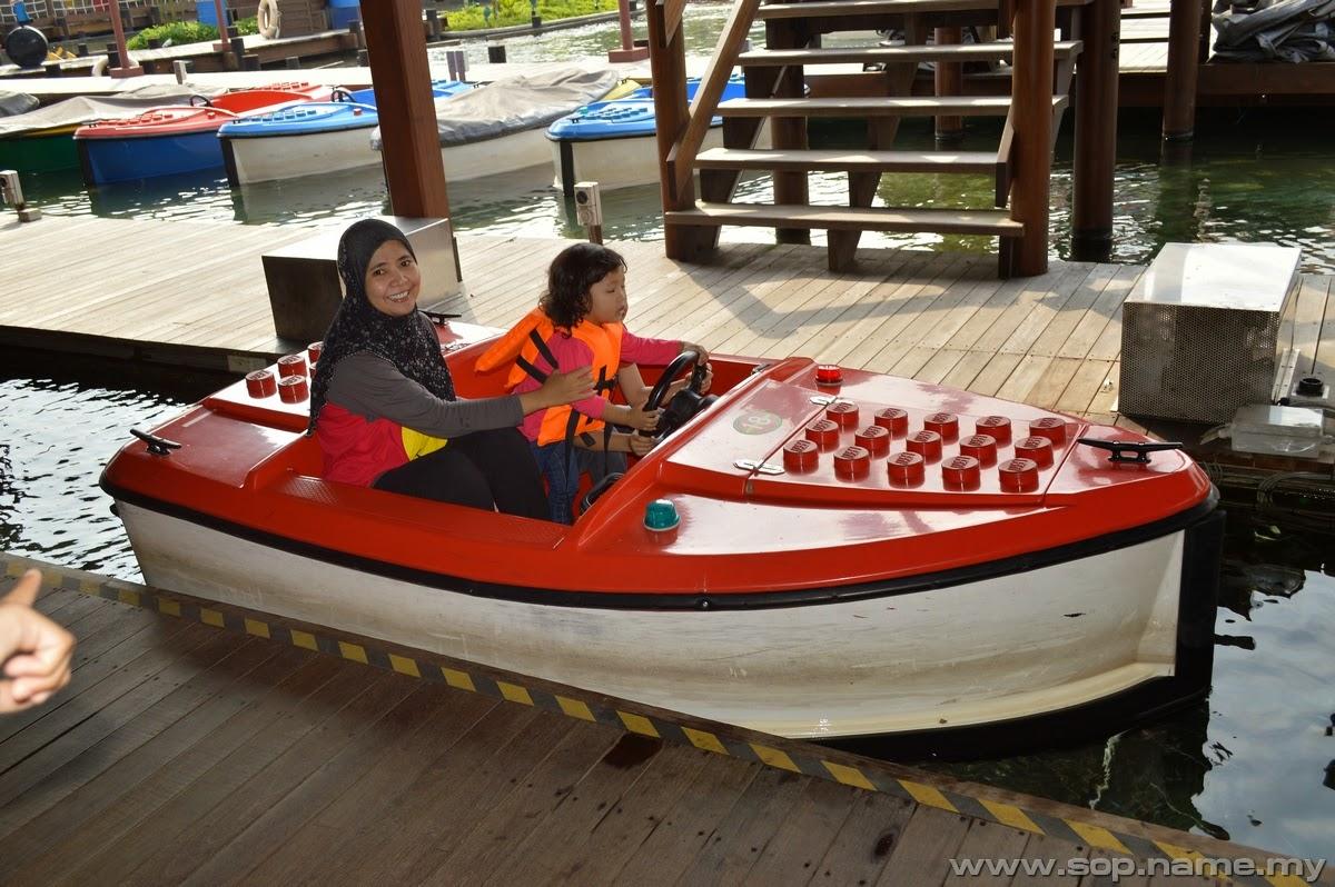 Bercuti ke Taman Tema Legoland Malaysia