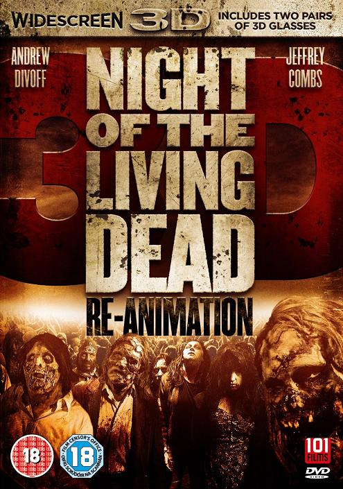 Night of The Living Dead: Reanimation (2012)