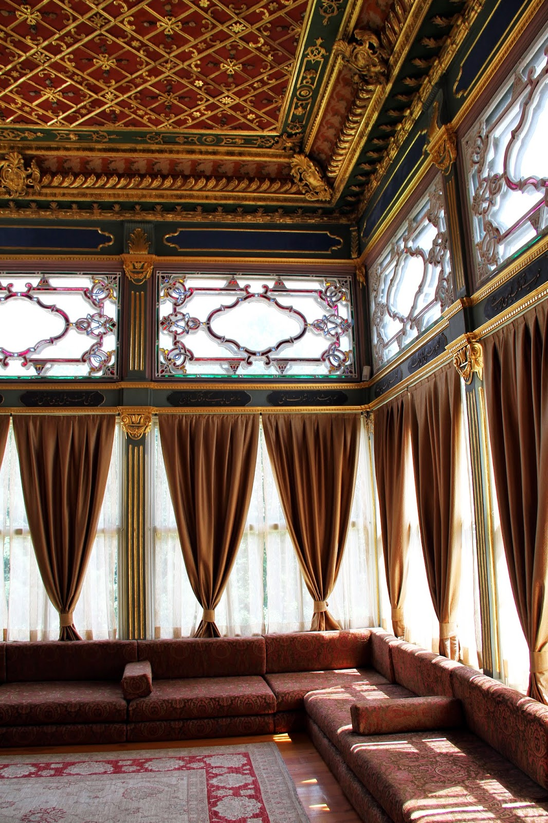 дворец султана сулеймана