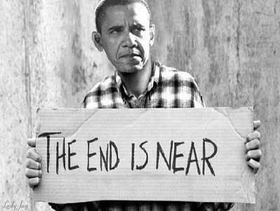 the end is near obama