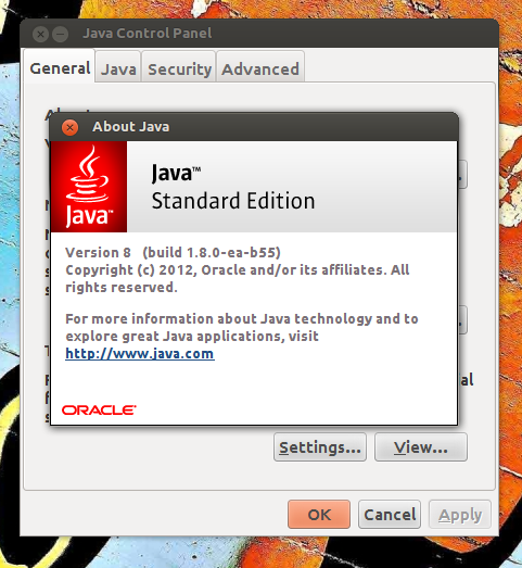 Oracle Java 8 di Ubuntu