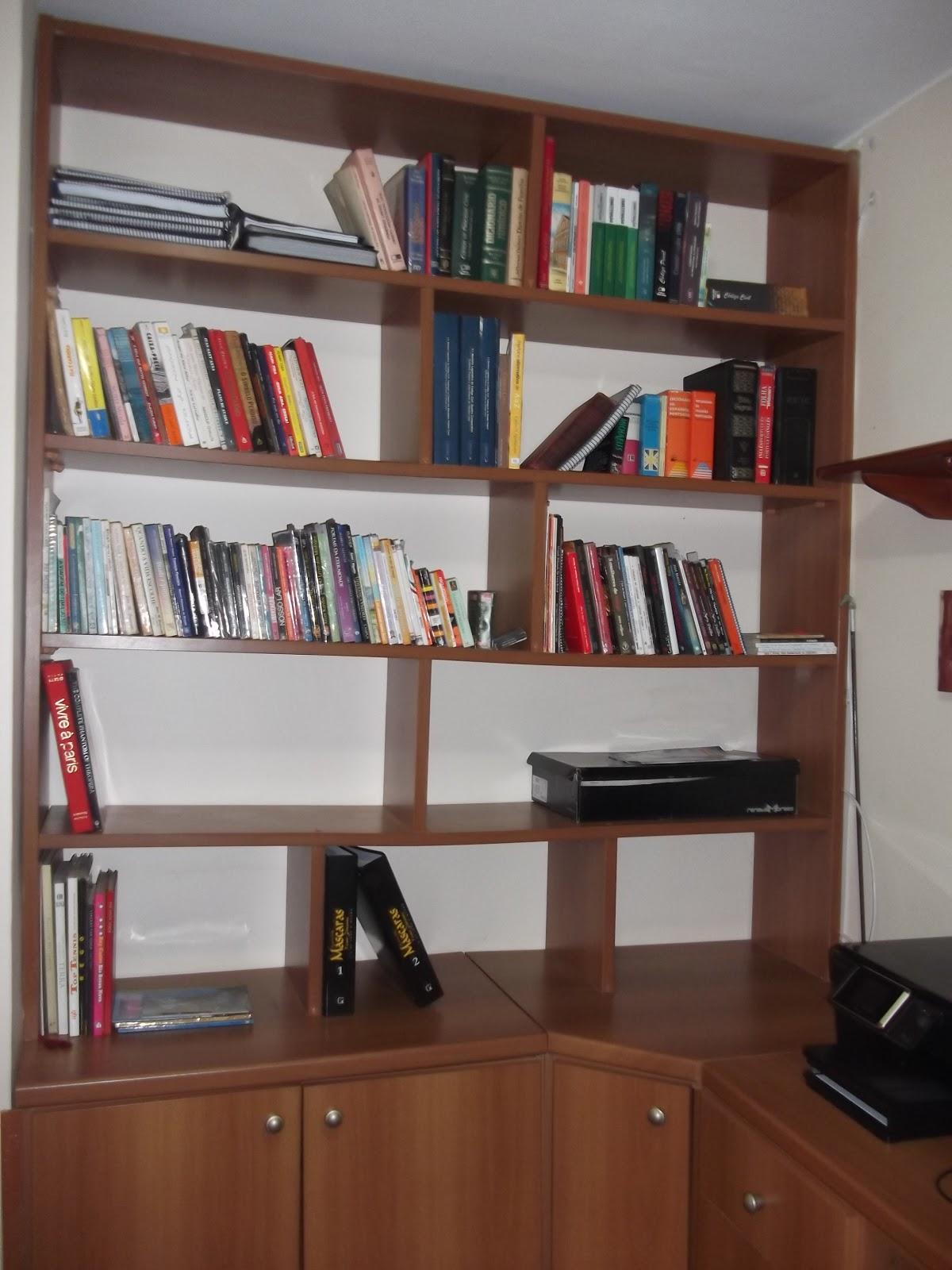 Móvel para escritório (Bancada em L 165cm x 375cm x 80cm x 55cm  #A23429 1200x1600