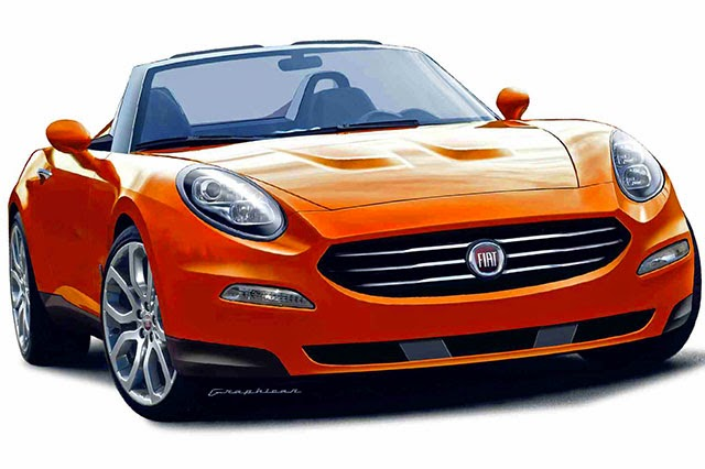 fiat 124 spider 2015 16. Black Bedroom Furniture Sets. Home Design Ideas
