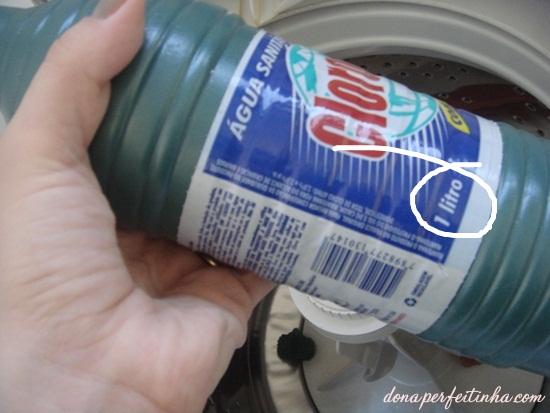 Como lavar sua máquina de lavar roupas