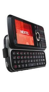 El Celular Nextel Motorola Blade i886