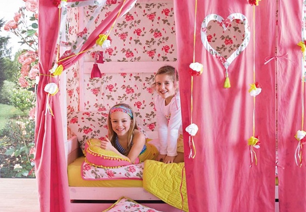 Bedroom Design Trends: Blue and Pink Bedroom Design Trends for Child