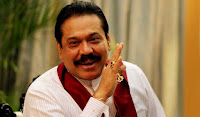 Mahinda not prepared for good goodbye