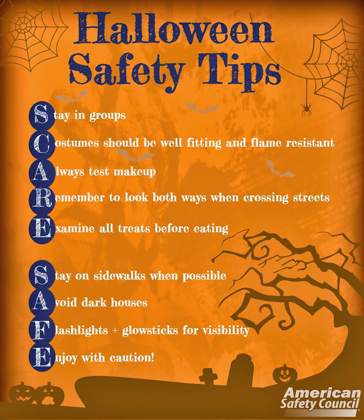 » Halloween Safety