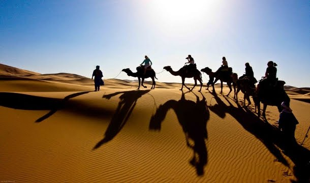 Morocco Tours From Spain