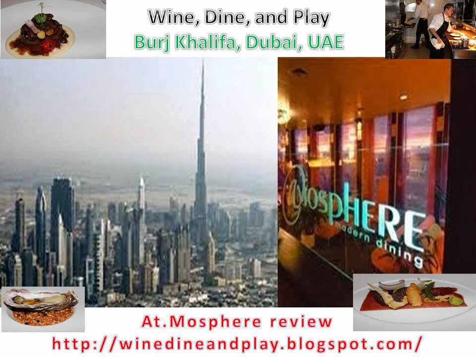 At.Mosphere Review, Dubai