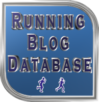 Running Blog Database: Running Blog Database